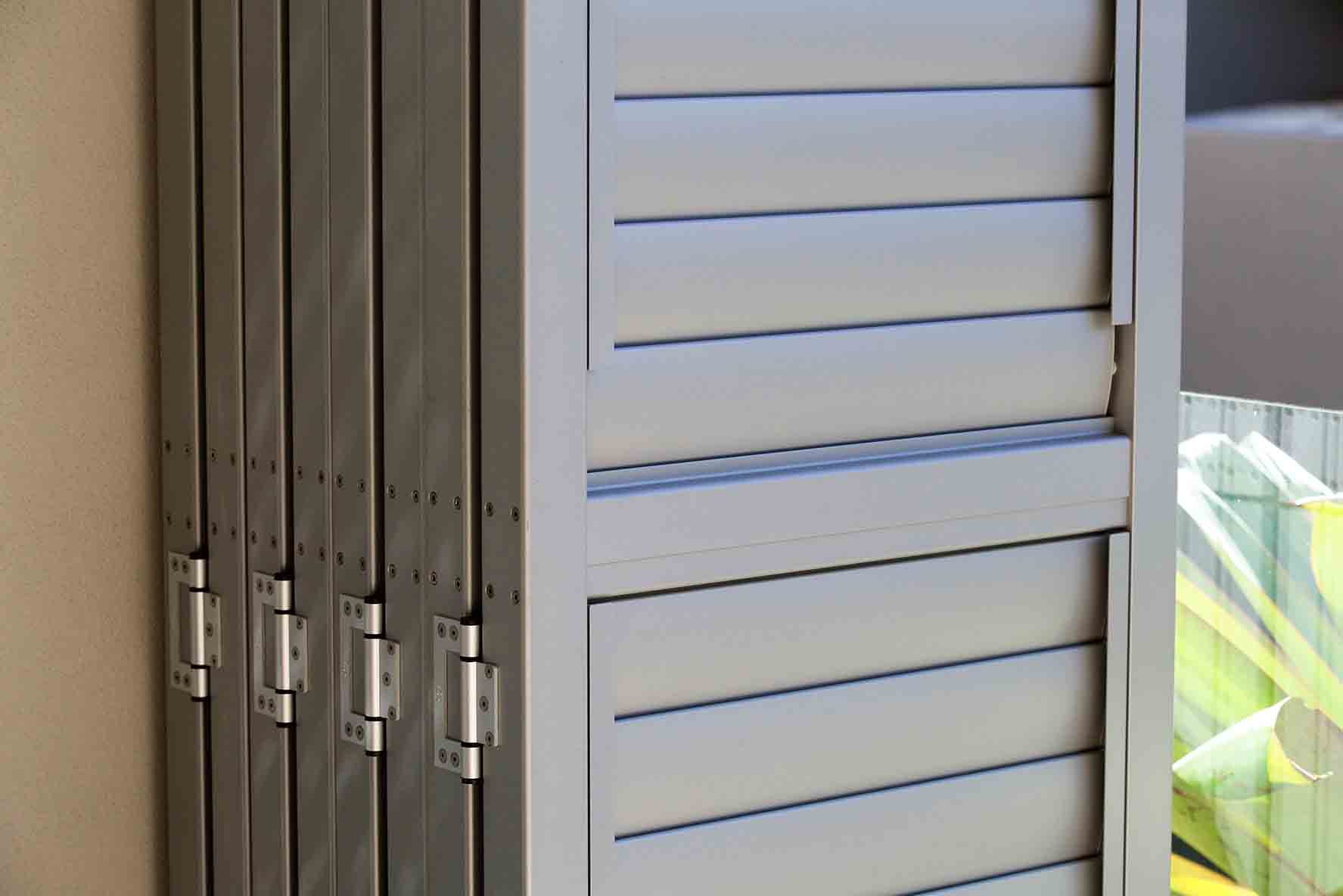 Why Aluminium Is a Popular Material for Shutters
