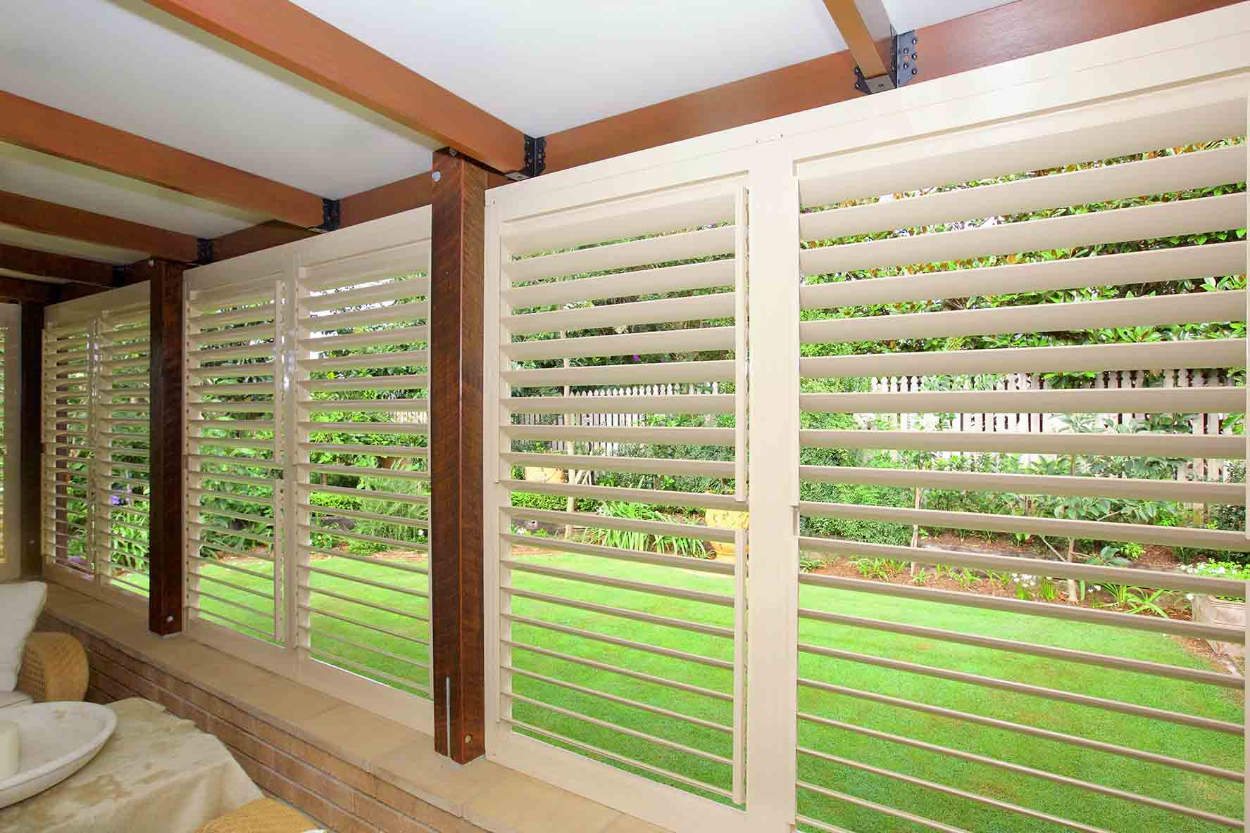 Privacy Shutters Sunshine Coast