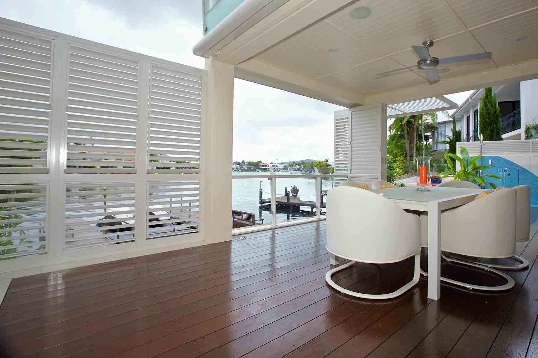 Bifold Shutters Gold Coast